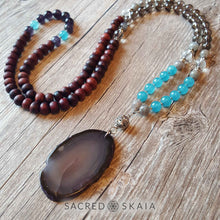 Truth and Protection Mala - Sacred Skaia