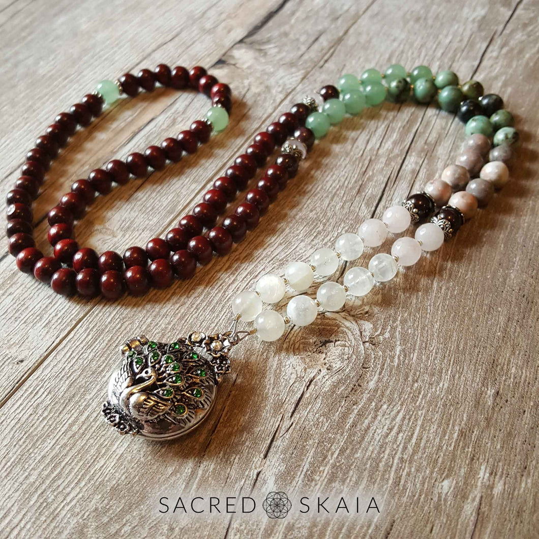 Wisdom and Discernment Mala - Sacred Skaia