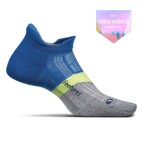 Feetures Elite Max Cushion Running Socks
