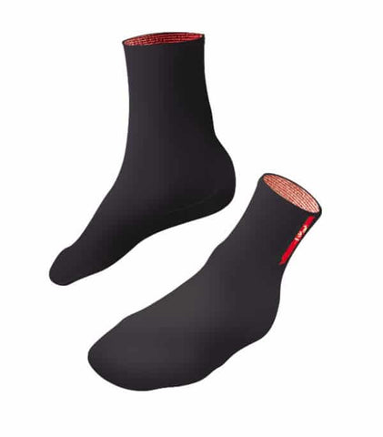 Tiki 4mm Adults Tech Sox Neoprene Socks