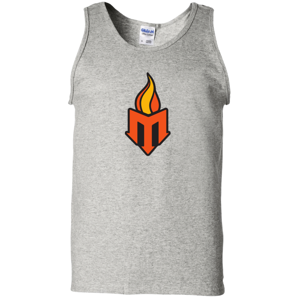 G220 100% Cotton Tank Top - moraydivelights