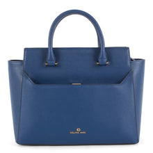 Load image into Gallery viewer, Indigo Celine Dion Graziosco Satchel Bag
