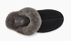 Ladies Scuffette Slipper