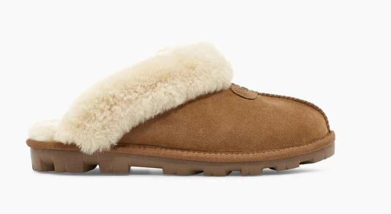 Ladies Coquette Slipper