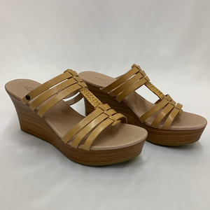Ladies Suntan Mattie Sandal
