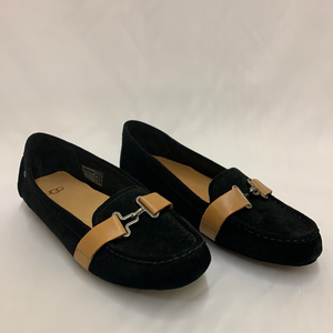 Ladies Black Aven Slip on