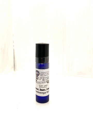 'Relief' Aromatherapy Roll-On
