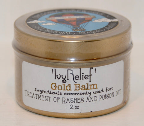 Gold Balm Salves