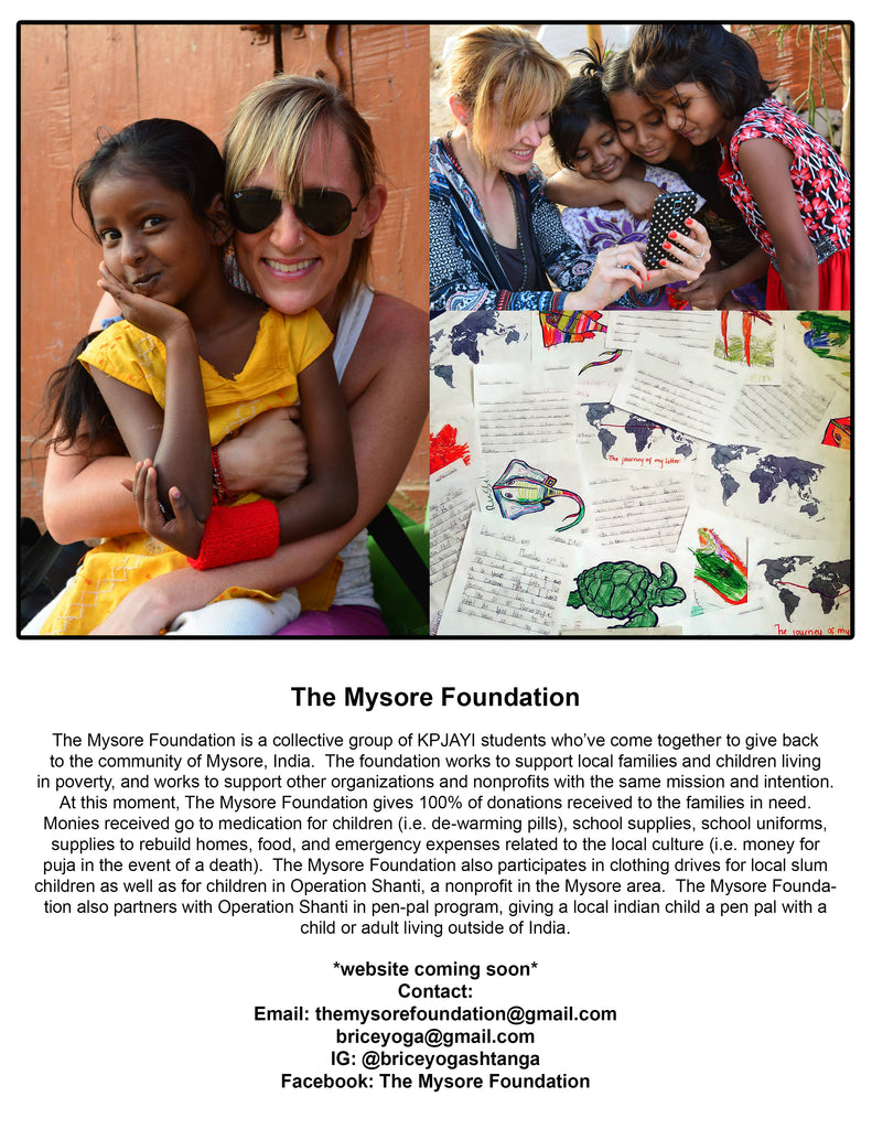 The Mysore Foundation