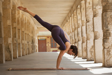Ashtanga Yoga - The Practice by Magnolia Zuniga