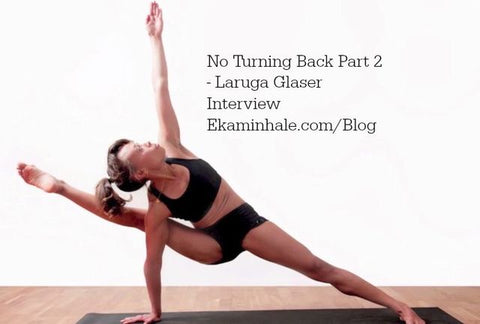 No Turning Back - Interview with Laruga Glaser Part 2