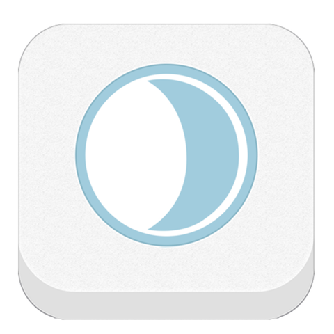 Ashtanga Moon Day App
