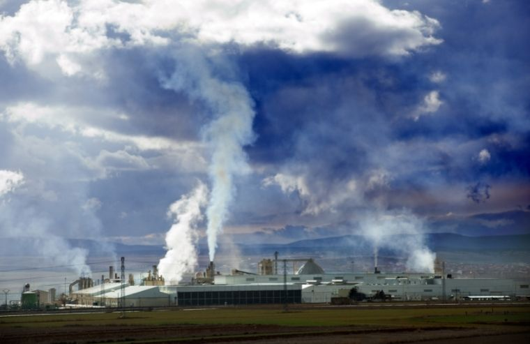 emissions from the production of synthetic fabrics