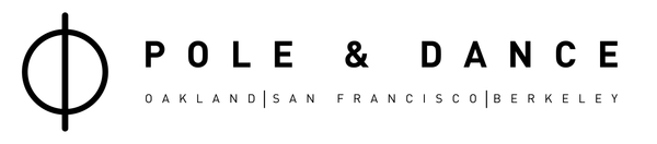 Pole & Dance Logo Oakland  San Francisco Berkeley