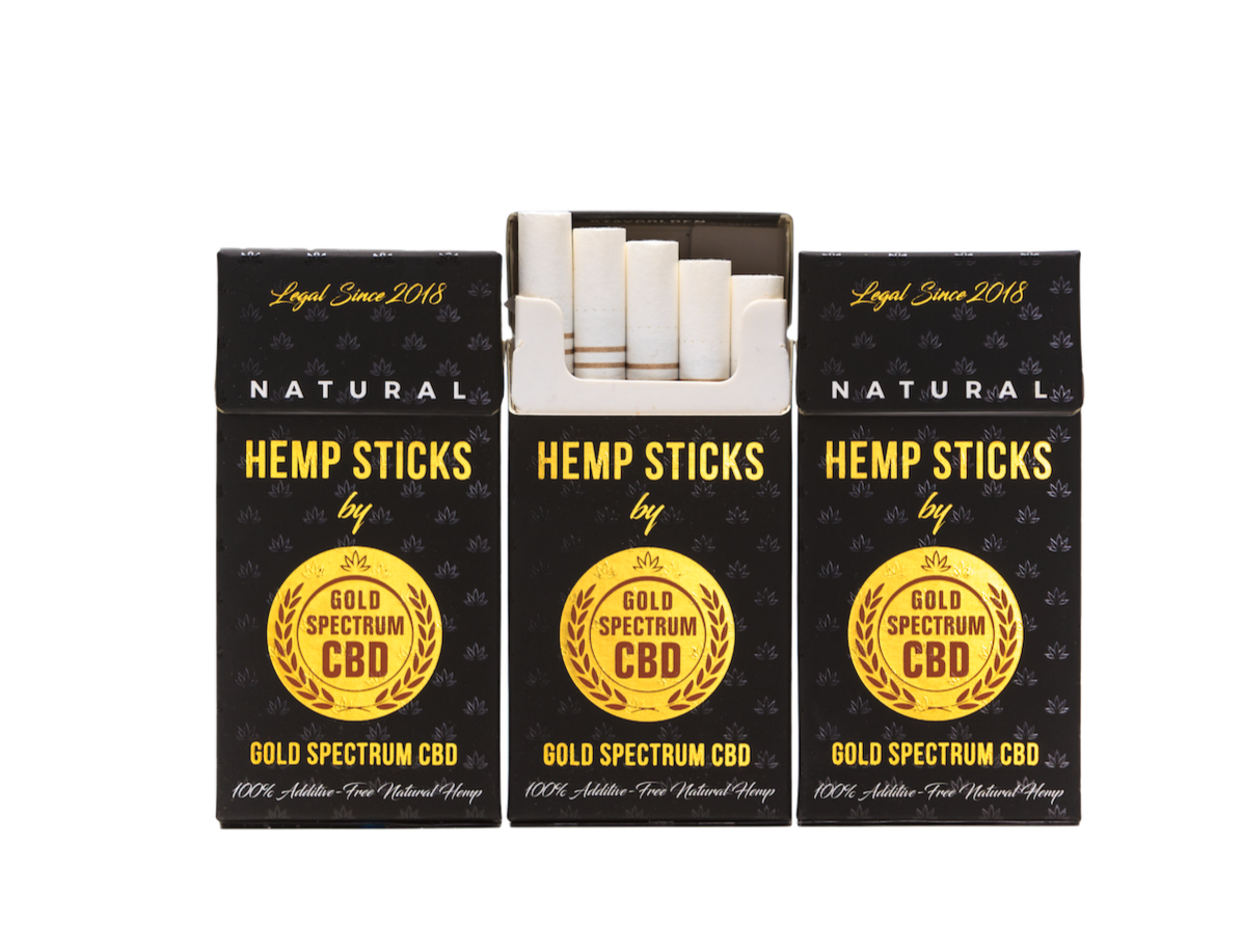 Hemp Sticks