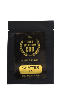 Delta 8 Shatter Clear