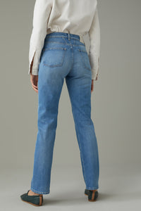 Renton Organic Blue Stretch Denim