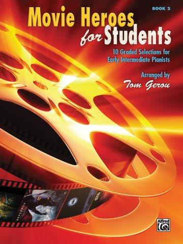 Movie Heroes For Students Book 2