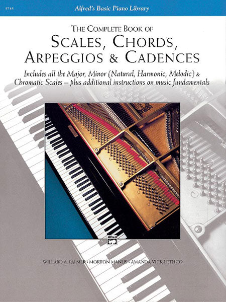 Complete Scales, Chords & Arpeggios