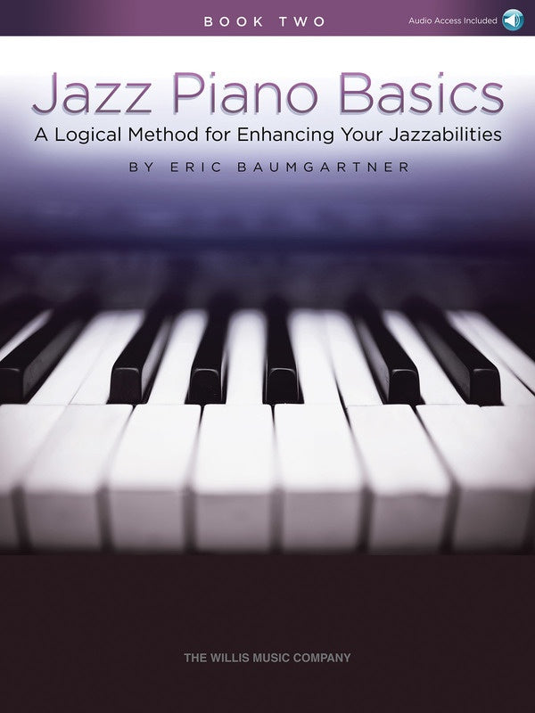 Jazz Piano Basics - Eric Baumgartner
