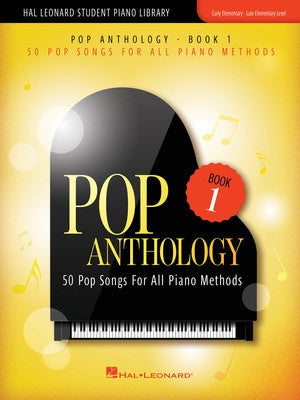 Pop Anthology Book 1