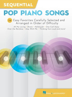 Sequential Pop Piano Songs