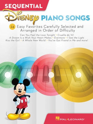 Sequential Disney Piano Songs