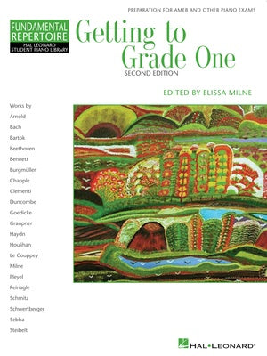 Getting To Grade One - Elissa Milne