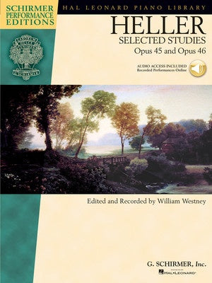 Heller - Selected Piano Studies Op. 45 & 46
