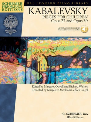 Kabalevsky - Pieces for Children, Op. 27 and 39