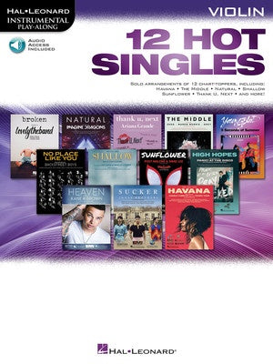 12 Hot Singles ... CLICK FOR ALL INSTRUMENTS