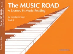 The Music Road Book 2 - Constance Starr