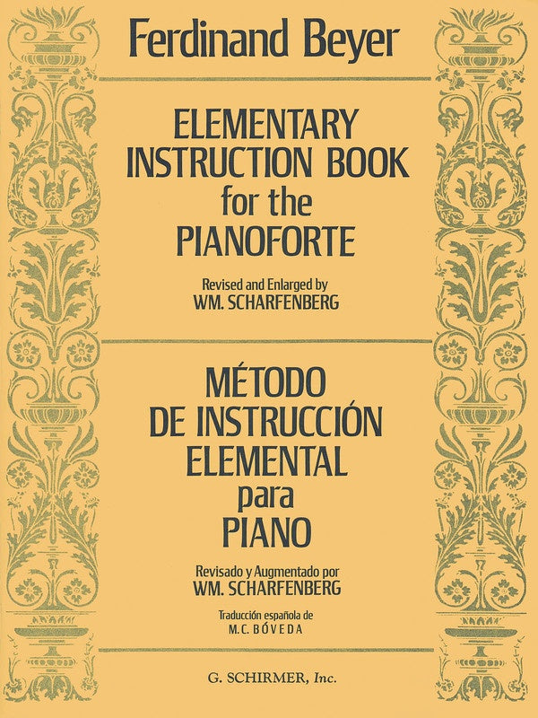 Elementary Instruction for the Pianoforte - Beyer