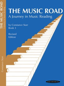 The Music Road Book 3 - Constance Starr