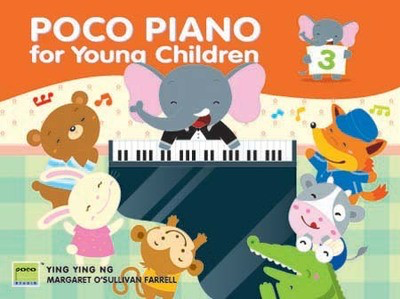 Poco Piano For Young Children Level 3