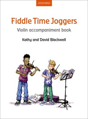 Fiddle Time Joggers Book/CD Revised Edition ... CLICK FOR MORE TITLES