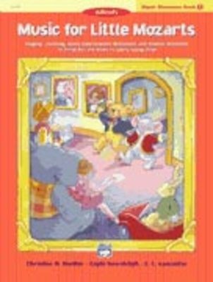 Music For Little Mozarts - Book 1