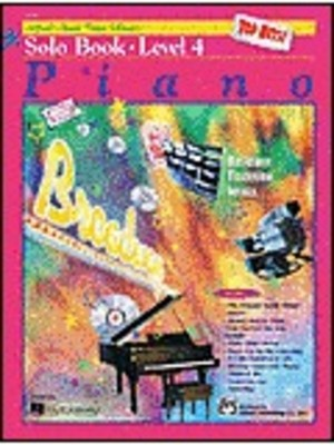 Alfred's Basic Piano Library: Level 4