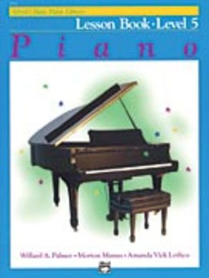 Alfred's Basic Piano Library:Level 5