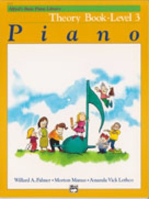 Alfred's Basic Piano Library: Level 3