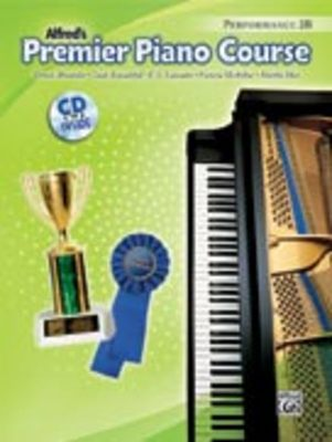 Alfred's Premier Piano Course: 2B ... CLICK FOR MORE TITLES
