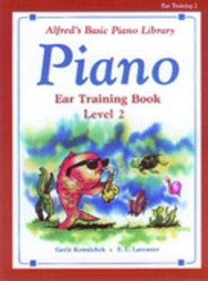 Alfred's Basic Piano Library: Level 2