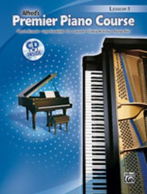 Alfred's Premier Piano Course: 5 ... CLICK FOR MORE TITLES