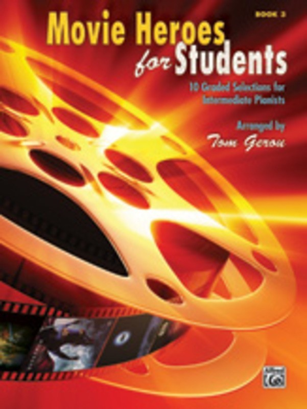Movie Heroes For Students Book 3