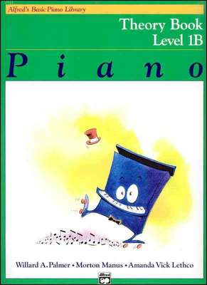 Alfred's Basic Piano Library: Level 1B
