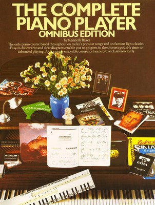 The Complete Piano Player -Omnibus Edition Books 1-5