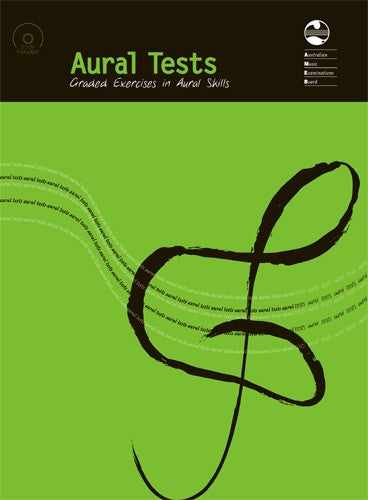 AMEB Aural Tests/CD'S  (2002)