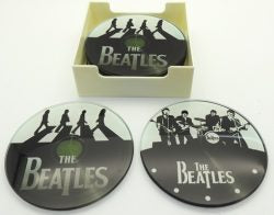Beatles Coasters