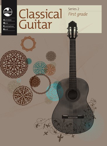AMEB Classical Guitar Series 2 First Grade