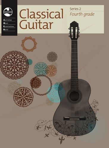 AMEB Classical Guitar Series 2 Fourth Grade